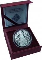 Изображение Подарочные монеты Казахстан 500 тенге 2019 Серебро Proof
