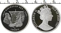 Изображение Монеты Остров Мэн 1/2 кроны 1997 Серебро Proof