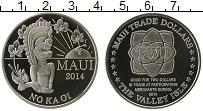 Изображение Монеты США Гавайские острова 2 доллара 2014 Медно-никель UNC