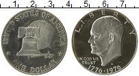 Изображение Монеты США 1 доллар 1976 Медно-никель Proof-