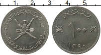 Продать Монеты Маскат и Оман 100 байз 1970 Медно-никель
