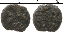 Изображение Монеты Антика Иудея 1 прут 0 Медь VF