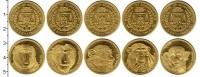 Продать Монеты Сомали Набор 2017 года,Обезьяны 2017 Латунь