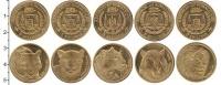 Продать Монеты Сомалиленд 5 шиллингов 2016 Латунь