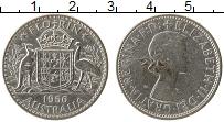 Изображение Монеты Австралия 1 флорин 1956 Серебро XF Елизавета II