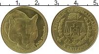 Изображение Монеты Сомали Сомалиленд 5 шиллингов 2016 Латунь UNC