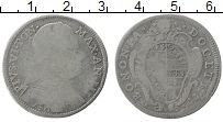 Изображение Монеты Ватикан 30 байочи 1777 Серебро VF