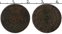 Изображение Монеты Польша 1 грош 1787 Медь VF