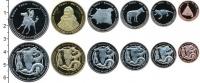 Изображение Наборы монет США Резервация Хамул Индейцы 2020 2020  UNC Индейская резервация