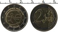 Изображение Монеты Германия 2 евро 2009 Биметалл UNC F. 10 лет Экономичес