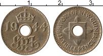 Продать Монеты Новая Гвинея 3 пенса 1944 Медно-никель