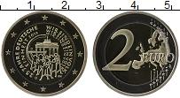 Изображение Монеты Германия 2 евро 2015 Биметалл Proof