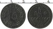 Изображение Монеты Германия : Нотгельды 10 пфеннигов 1920 Цинк XF Альтенбург