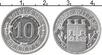 Изображение Монеты Германия : Нотгельды 10 пфеннигов 1920 Алюминий XF Witten