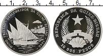 Продать Монеты Гвинея-Бисау 10000 песо 1991 Серебро