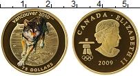 Изображение Монеты Канада 75 долларов 2009 Золото Proof