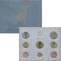 Изображение Подарочные монеты Ватикан Евровыпуск 2006 года 2006  UNC Подарочный евронабор