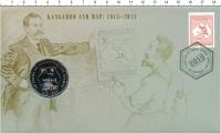 Изображение Подарочные монеты Австралия 50 центов 2013 Медно-никель UNC