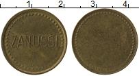 Изображение Монеты Италия Жетон 0 Латунь XF Zanussi