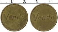 Изображение Монеты США Жетон 0 Латунь XF Vendo