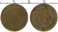 Изображение Монеты Великобритания Жетон 0 Латунь XF Токен. Лондон