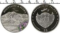 Изображение Монеты Палау 5 долларов 2010 Серебро Proof Флора