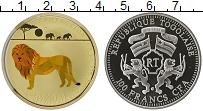 Продать Монеты Того 100 франков 2011 Серебро