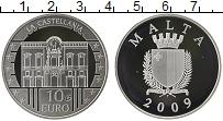 Продать Монеты Мальта 10 евро 2009 Серебро