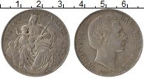 Изображение Монеты Бавария 1 талер 1870 Серебро XF Людовик II.