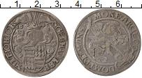 Изображение Монеты Мансвелд 1/2 талера 1545 Серебро VF+