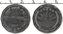 Продать Монеты Бангладеш 5 така 1996 Сталь