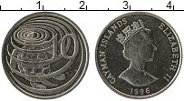 Продать Монеты Каймановы острова 10 центов 1996 Медно-никель