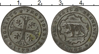 Продать Монеты Берн 1 крейцер 1797 Серебро