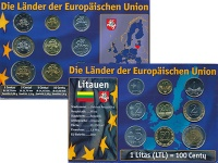 Изображение Подарочные монеты Литва Литва 1991-2001 0  UNC