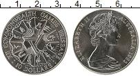 Изображение Монеты Австралия 10 долларов 1982 Серебро UNC
