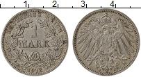 Изображение Монеты Германия 1 марка 1912 Серебро VF