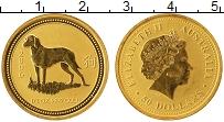Изображение Монеты Австралия 50 долларов 2006 Золото Proof-