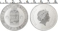 Изображение Мелочь Ниуэ 2 доллара 2020 Серебро Proof