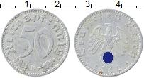 Изображение Монеты Третий Рейх 50 пфеннигов 1940 Алюминий VF D