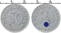 Изображение Монеты Третий Рейх 50 пфеннигов 1941 Алюминий VF