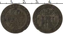 Изображение Монеты Вестфалия 20 сантим 1812 Серебро VF