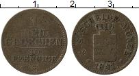 Изображение Монеты Саксония 1 грош 1841 Серебро VF