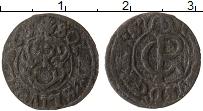 Изображение Монеты Рига 1 солид 1663 Серебро VF