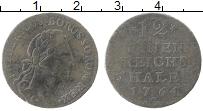 Изображение Монеты Пруссия 1/12 талера 1764 Серебро VF С. Фридрих. Особый п