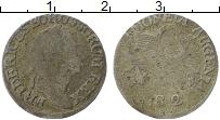 Изображение Монеты Пруссия 3 крейцера 1782 Серебро VF