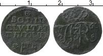 Изображение Монеты Польша 1 солид 1760 Серебро VF г. Торунь