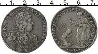 Продать Монеты Тоскана 1 пиастр 1676 Серебро