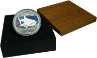 Изображение Подарочные монеты Австралия 1 доллар 2012 Серебро Proof