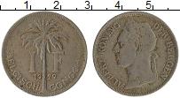Изображение Монеты Бельгийское Конго 1 франк 1929 Медно-никель XF- Альберт I