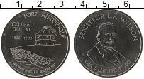 Изображение Мелочь Канада 2 доллара 1982 Медно-никель UNC Фестивальный доллар.